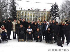 Акция «Мир один на всех» прошла сегодня в Вологде